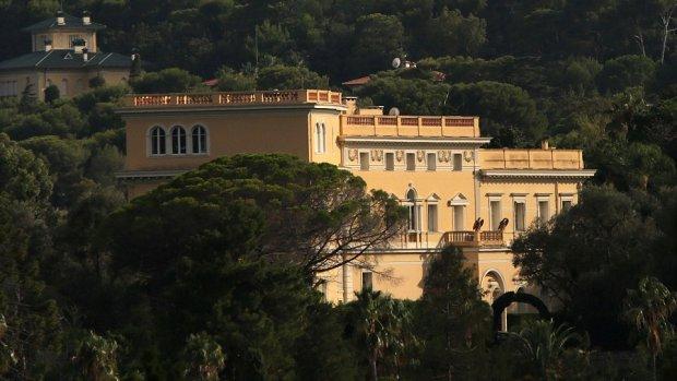 Te koop: een huis van 1 miljard euro