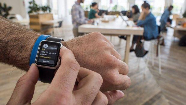 Apple neemt gezondheidsdata-startup Gliimpse over