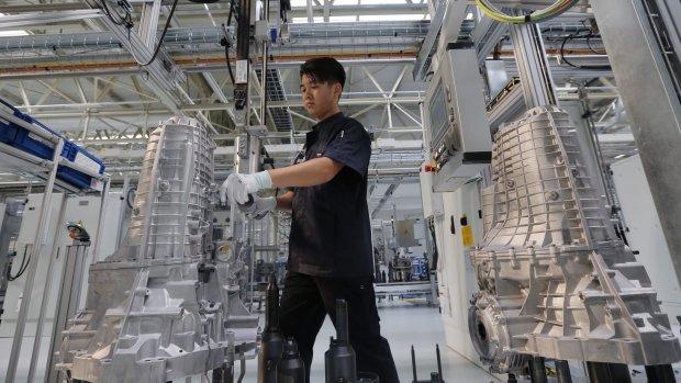 Productie Volkswagen Golf en Passat ligt stil door conflict