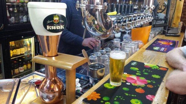'Heineken en Duvel openen jacht op Kwak-brouwer'