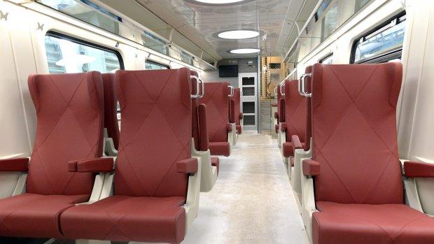 Dit is 'm: de vernieuwde NS-intercity