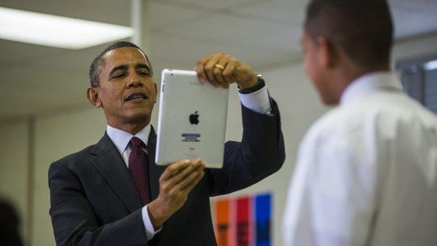 Witte Huis 'bezorgd' om naheffing Apple