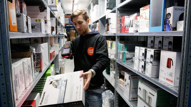 Webwinkels profiteren van faillissementen in de winkelstraat