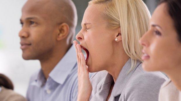 Veel werknemers met serieuze slaapproblemen: 'Doe een powernap'