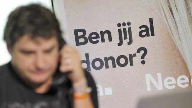 'Ruim helft Nederlanders wil referendum over orgaandonatie'