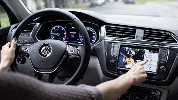 Volkswagen nu ook te ontgrendelen met Siri