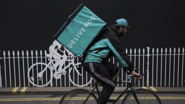 Het nieuwe thuisbezorgen: met de fiets en live te volgen