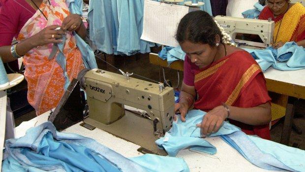 Slechte toestanden in kledingfabrieken