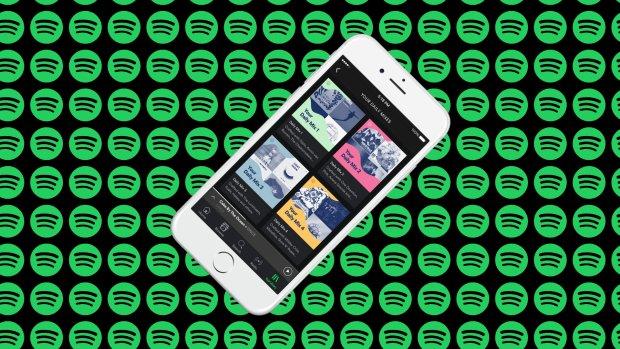 Spotify heeft geen plannen voor blokkeerfunctie