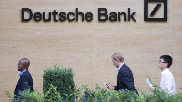 'Deutsche Bank wil ingrijpen in topmanagement'