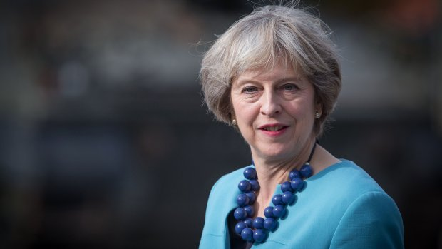 Premier May zet in maart brexit-proces in werking