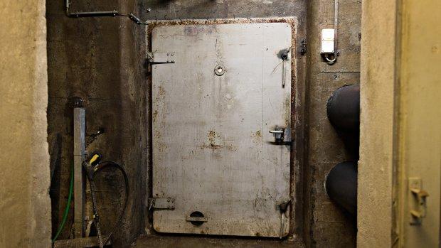 In deze Zwitserse bunker stallen de rijken hun goudstaven