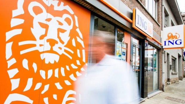 ING schrapt 7000 banen, waarvan 2300 in Nederland