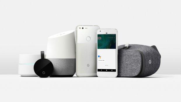 Dit heeft Google allemaal aangekondigd: Pixel, VR-bril en router