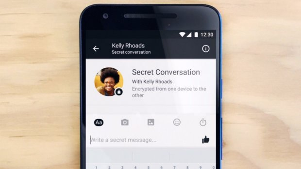 Facebook maakt voor iedereen geheime Messenger-chats mogelijk