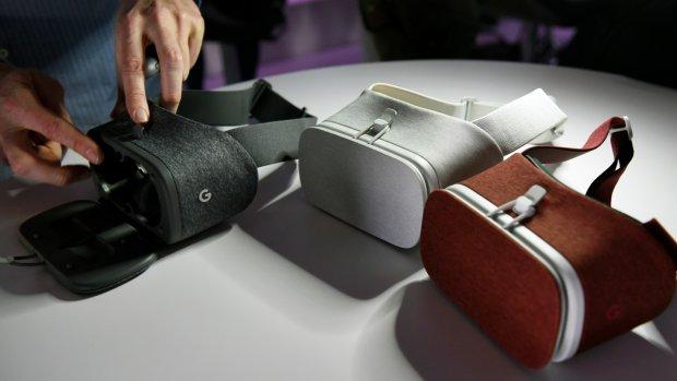 Google stopt met VR-bril Daydream