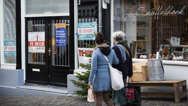 De retail kan weer ademhalen: minder faillissementen, meer groei