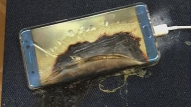 Galaxy Note 7 toch niet veilig: Samsung staakt levering
