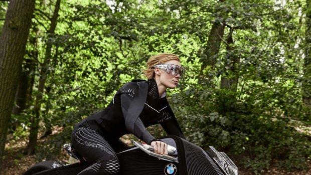 Geen helm meer nodig: BMW komt met superveilige motor
