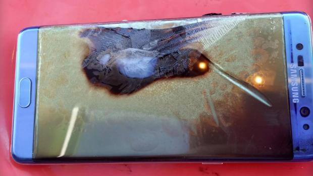 Brandgevaarlijke Note 7 kost 2,7 miljard euro extra