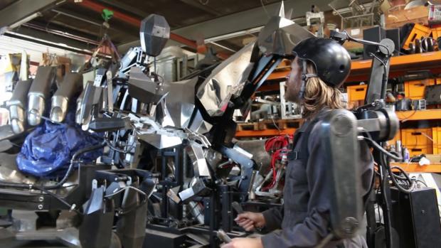 Nederlandse robot doet je bewegingen na