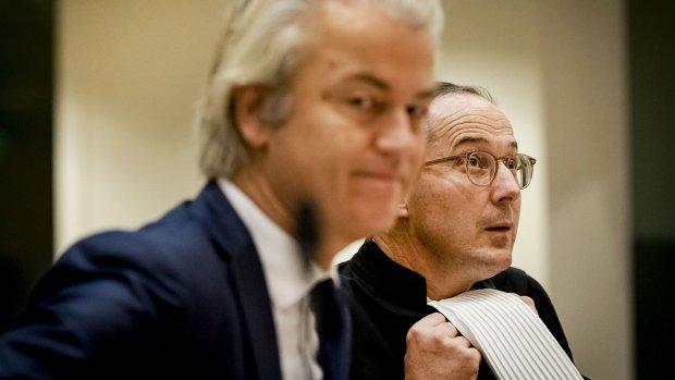 Wilders krijgt zijn zin niet: 'minder minder'-rechtszaak gaat door