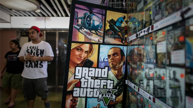 Grand Theft Auto-maker toont nieuwe game: aandeel schiet omhoog