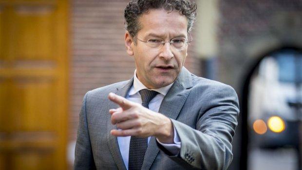 Dijsselbloem: We zijn al ver met opvolging Gerrit Zalm