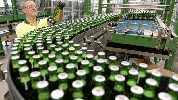 Heineken verkoopt meer bier, presteert beter dan verwacht