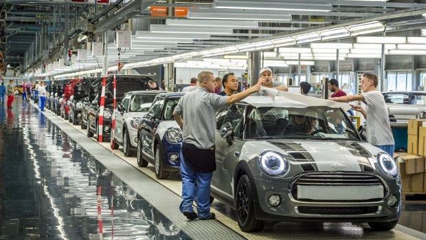 'VDL Nedcar gaat BMW-model X1 bouwen'