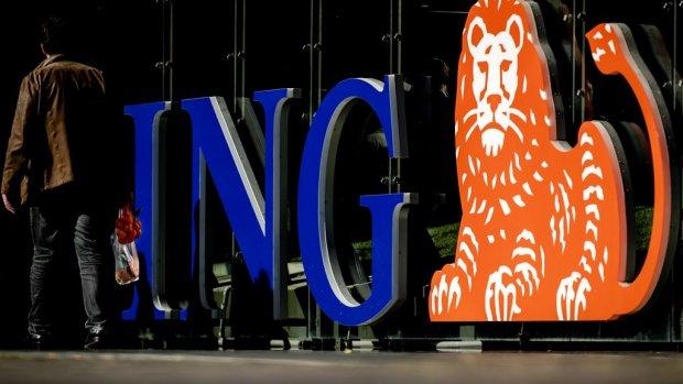 Meer winst ING, bank reserveert 1,1 miljard voor reorganisatie