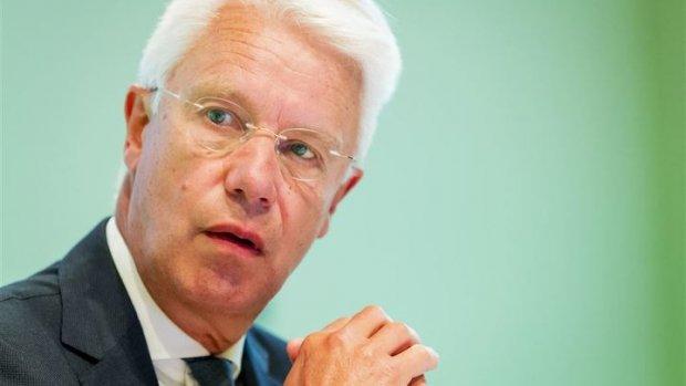 Kees van Dijkhuizen volgt Gerrit Zalm op als baas van ABN Amro