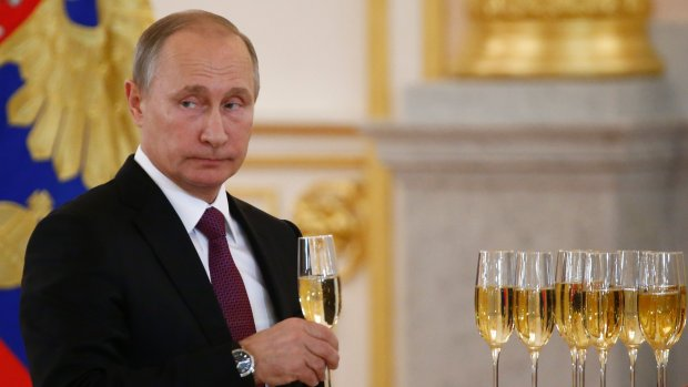 Trump overladen met felicitaties