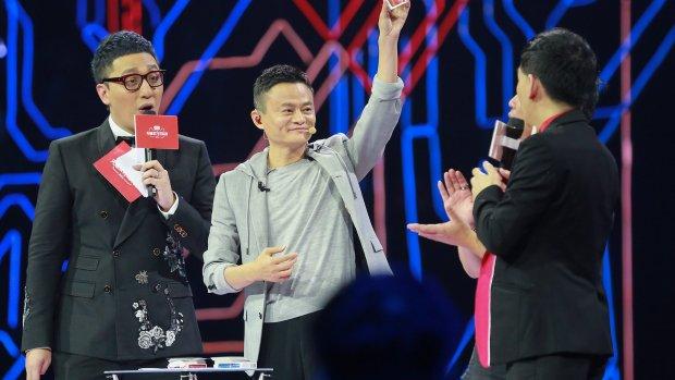 China's Singles Day: Je ziet de verkopen binnenkomen, fantastisch