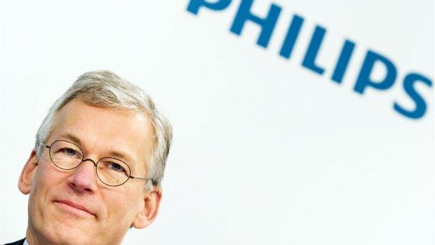 Mooie plus voor Philips op kalme handelsdag