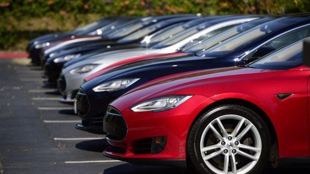Teslarijder krijgt meeste boetes