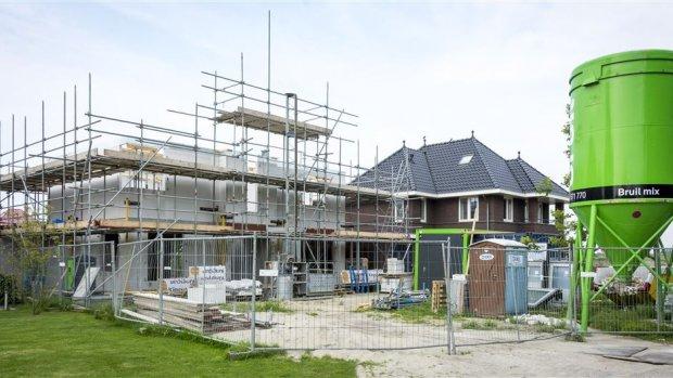 Chronisch bouwtekort: jaarlijks 20.000 woningen te weinig