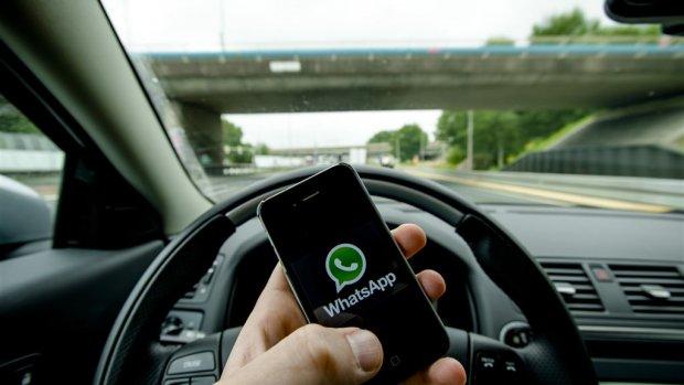 Smartphonegebruik grootste ergernis in verkeer