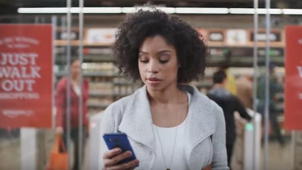 Amazon opent hightech supermarkt zonder kassa's en zonder rijen