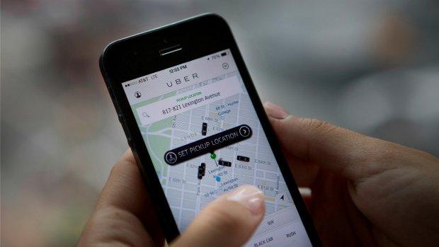 'Uber vermijdt inspecteurs met slimme software'