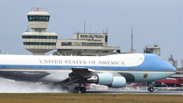 Nieuwe Air Force One goedkoper dankzij tweet van Trump
