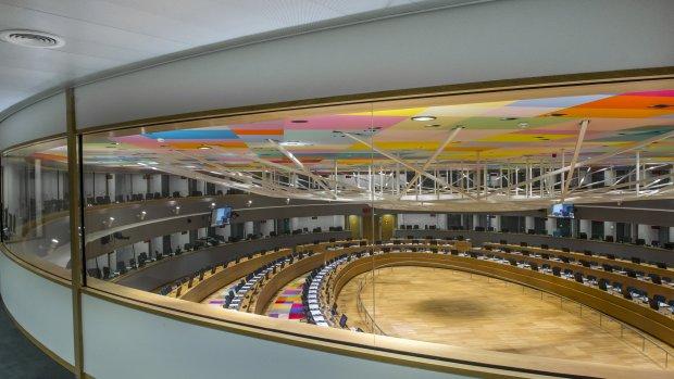 Google Hoofdkwartier Londen : Google bouwt imponerend kantoor in hartje londen rtl nieuws