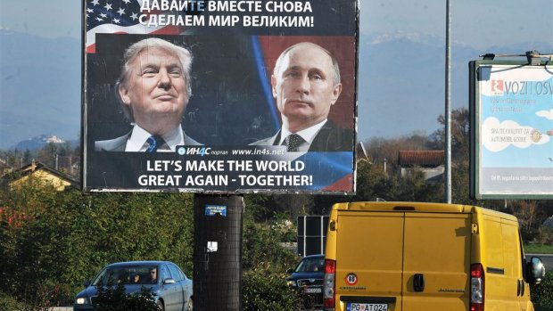CIA: Russische hackers hielpen Trump aan overwinning