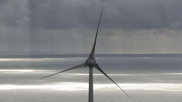 Shell bouwt megawindpark in Noordzee