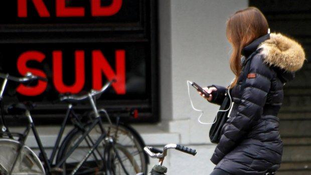 Grote meerderheid is voor telefoonverbod op de fiets