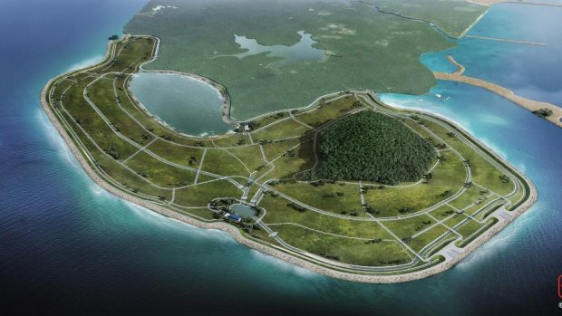 Singapore krijgt oer-Hollandse polder