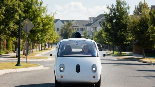 Google's zelfrijdende auto heet nu Waymo