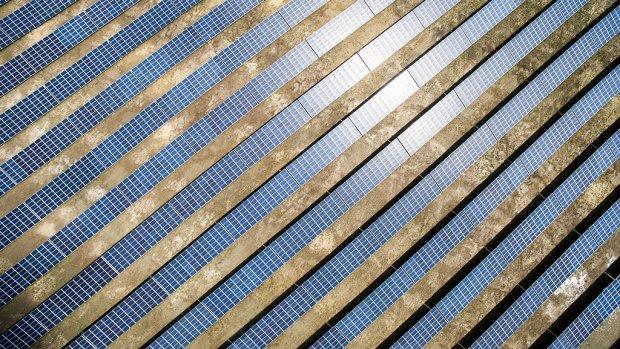 Prijs van zonne-energie met een derde gedaald sinds 2010