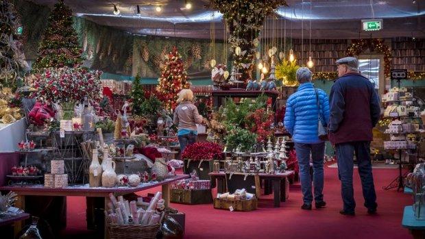 Winkeliers verwachten record aan kerstinkopen