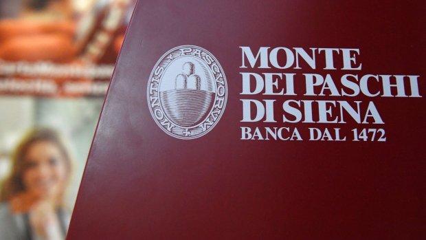 'Als al je geld in Monte dei Paschi zit, ben je gewoon dom'